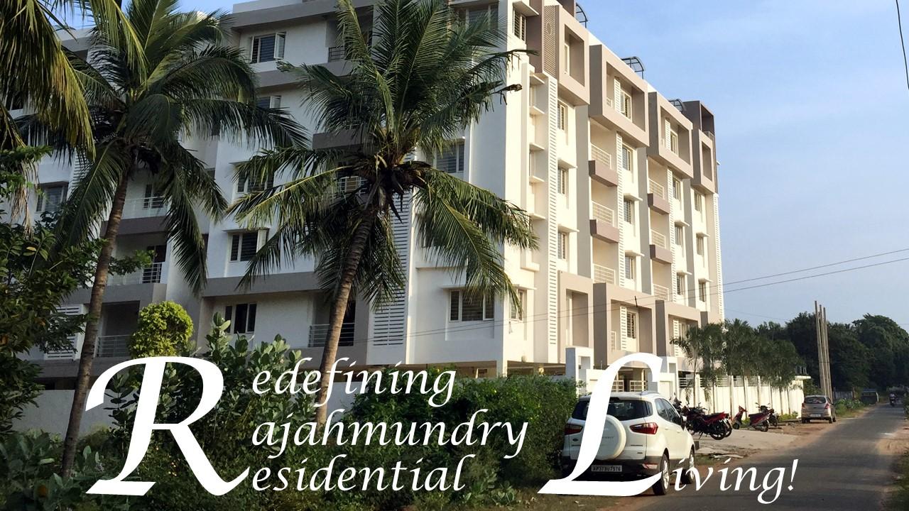 Redefining Rajahmundry Residential Living